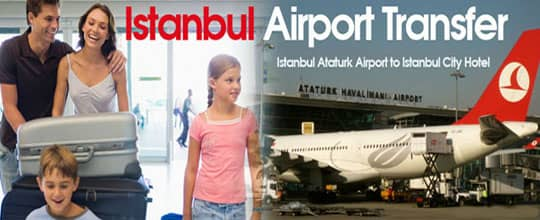 airport transfer istanbul taxi